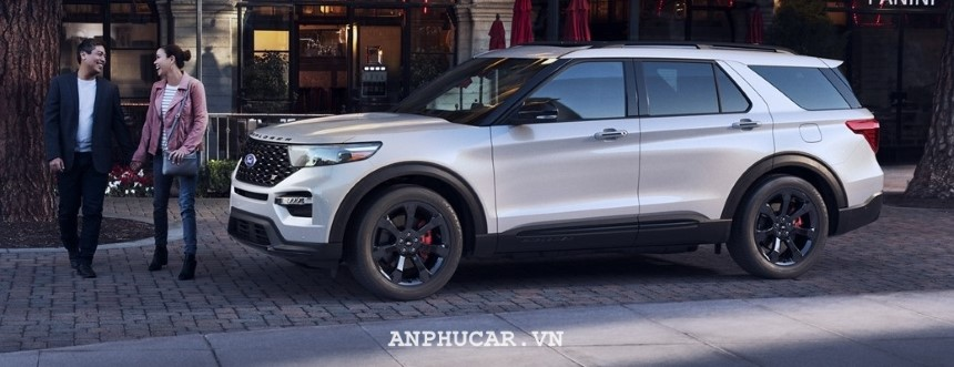 Ford Explorer 2020 danh gia
