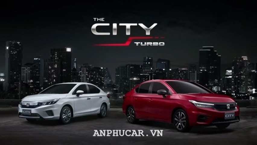 Honda City 2020 chi tiet